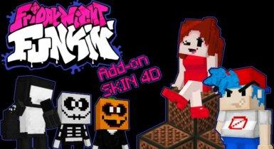 Friday Night Funkin Add-on | Minecraft PE Addons
