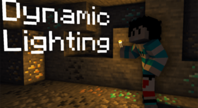 Dynamic Lighting Addon v2 for Minecraft
