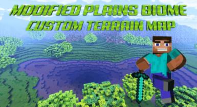 Custom Plains Biome