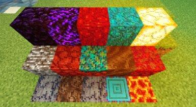Vanilla HDR   Minecraft PE Texture Packs