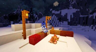 Rustic Nature   Minecraft PE Addons