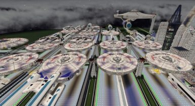 Star Trek: Shipyards Map MCPE