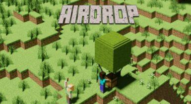 Airdrop Addon for Minecraft