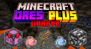 Ores Plus AddOn v8.0: Elemental update