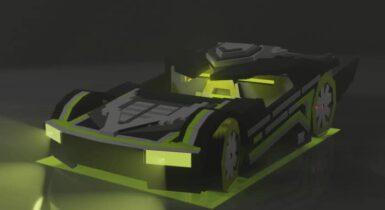 Hot Wheels Acceleracers – RD09 – Racing Drones   MCPE Addons