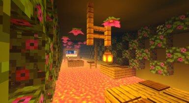 Train Rush | Minecraft PE Maps