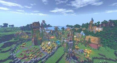 Steve's World v1.3.7 | Minecraft Maps